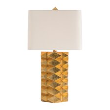 "Jackson 30.5"" H Table Lamp with Rectangle Shade"