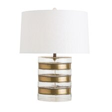 "Garrison 22.5"" H Table Lamp with Drum Shade"