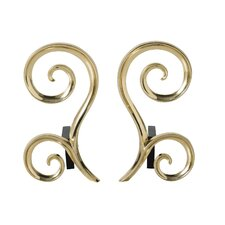 Libby Andirons (Set of 2)