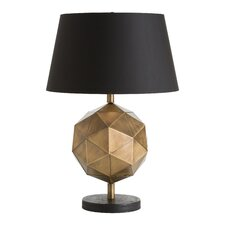 "Dru 26"" H Table Lamp with Empire Shade"