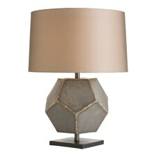 """Drea 27"""" H Table Lamp with Drum Shade"""