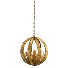 Leilani 4 Light Globe Pendant