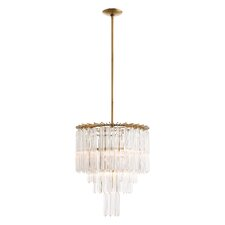 Lechtford 7 Light Crystal Chandelier