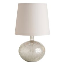"Josiah 25.5"" H Table Lamp with Empire Shade"