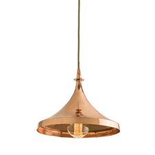 Lennox 1 Light Mini Pendant