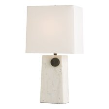 "Kambria 23"" H Table Lamp with Rectangle Shade"