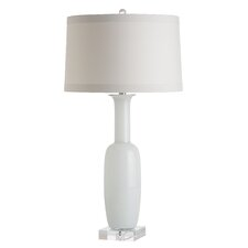 "Kristie 16"" H Table Lamp with Drum Shade"