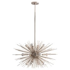 Zanadoo 12 Light Small Chandelier