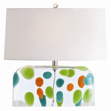 "Tara 20"" H Table Lamp with Oval Shade"