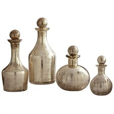 <strong>ARTERIORS Home</strong> Blythe Glass Decanters (Set of 4)