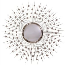 "<strong>ARTERIORS Home</strong> 36"" H x 36"" W Orion Large Convex Wall Mirror"