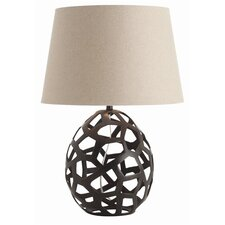 "Salem 28"" H Table Lamp with Empire Shade"