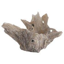 Nantucket Driftwood Decorative Bowl