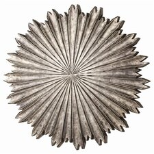 Octavia Metal / Wood Wall Plaque