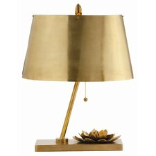 "Corsage 19.5"" H Table Lamp with Empire Shade"