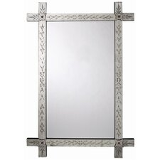 Winsford Rectangle Hand Etched Venetian Mirror