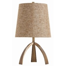 "Curran 25"" H Table Lamp with Empire Shade"