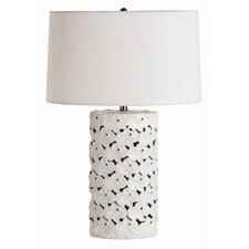 "Castillo 30"" H Table Lamp with Drum Shade"