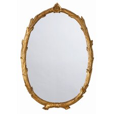Laurel Oval Mirror