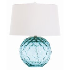 """Caprice 20.5"""" H Table Lamp with Empire Shade"""
