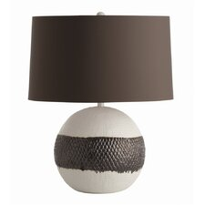 "Dagan 23.5"" H Table Lamp with Drum Shade"