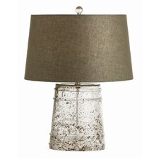 "Dunlap 20"" H Table Lamp with Empire Shade"