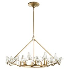 <strong>ARTERIORS Home</strong> Dove 8 Light Mini Chandelier