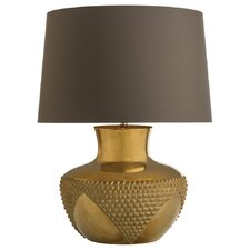 "Oromaya 25.5"" H Table Lamp with Empire Shade"