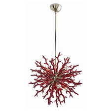 Diallo 8 Light Mini Chandelier