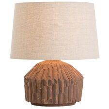"Paramano 21.5"" H Table Lamp with Empire Shade"
