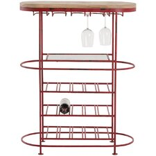 <strong>ARTERIORS Home</strong> Hetty Bar 15 Bottle Tabletop Wine Rack