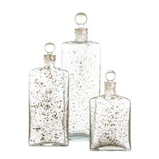 <strong>ARTERIORS Home</strong> Georgia 3 Piece Decanters Set