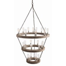 <strong>ARTERIORS Home</strong> Geoffrey 27 Light Mini Chandelier