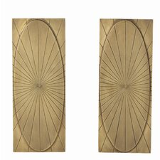 Holbrook Andirons (Set of 2)