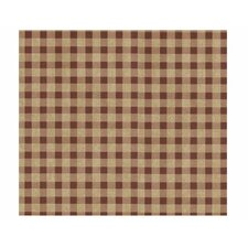 Lodge Décor Mini Plaid Wallpaper