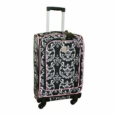 <strong>Jenni Chan</strong> Damask 360 Quattro Carry-on Spinner Upright