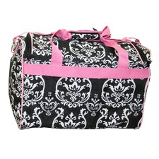 "Damask 18"" City Travel Duffel"