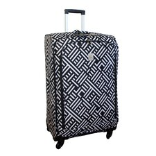 "<strong>Jenni Chan</strong> Signature 360 Quattro 25"" Upright Spinner Suitcase"