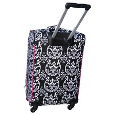 "Damask 360 Quattro 25"" Upright Spinner Suitcase"