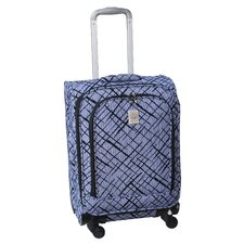 "Brush Strokes 360 Quattro 21"" Upright Spinner Suitcase"