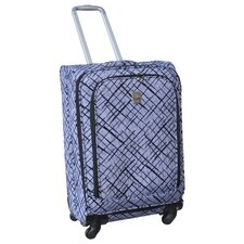 "Brush Strokes 360 Quattro 25"" Upright Spinner Suitcase"