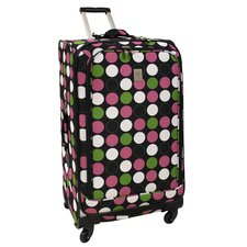 "24"" 360 Quattro Upright Spinner Suitcase"
