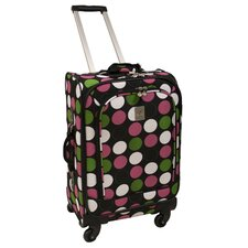 "Multi Dots 360 Quattro 21"" Upright Spinner Suitcase"
