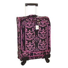 "Damask 21"" Spinner Suitcase"