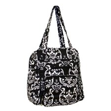 Damask Soft Gym Tote Bag