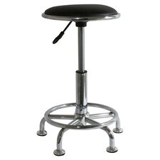 AmeriHome 2 Piece Undersized Adjustable Stool