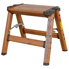 AmeriHome 1-Step Lightweight Aluminum Step Stool