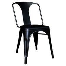 AmeriHome Metal Dining Chair (Set of 2)
