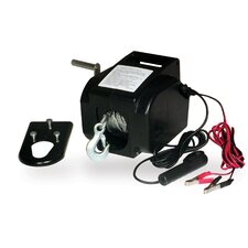 12 Volt Portable Winch