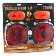 Black Bull 12V Trailer Light Kit